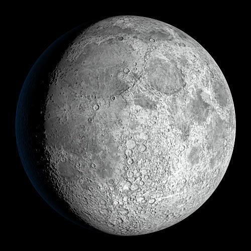 Луна отражает сексуальность